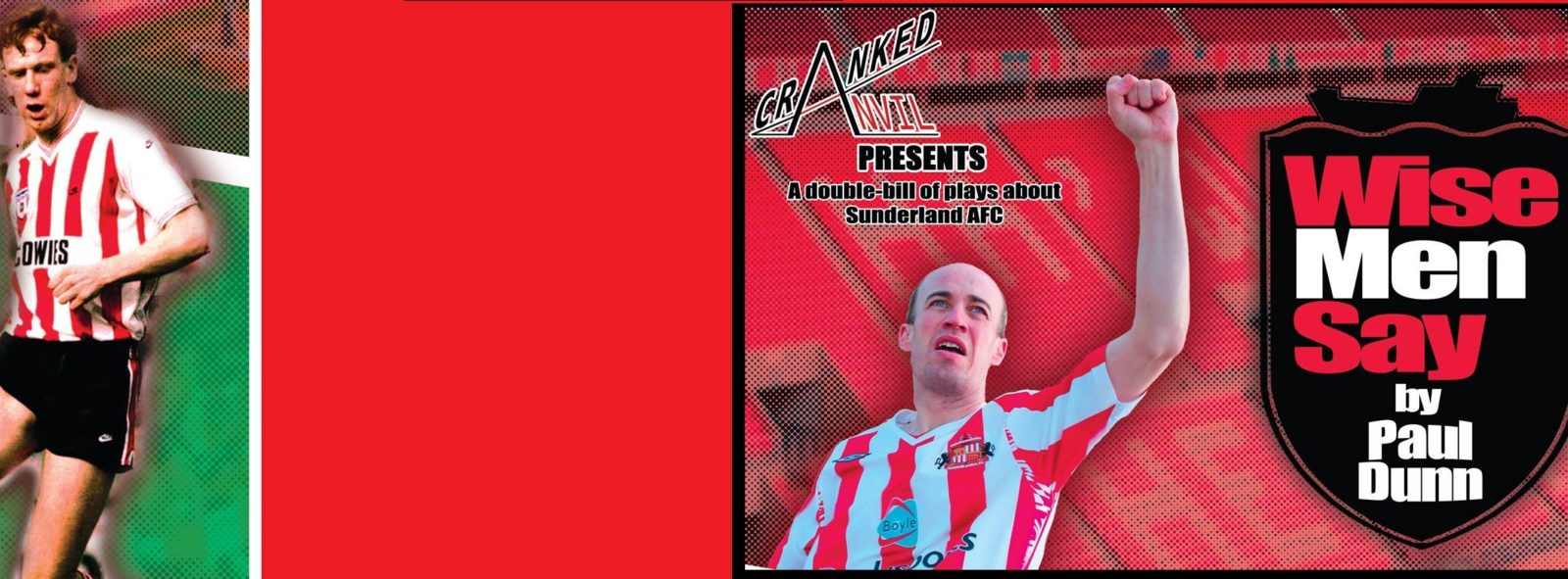 A double-bill of plays based around Sunderland AFC Image