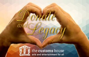Donate & Legacy
