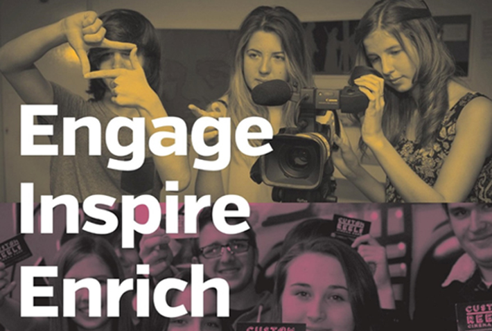 Engage, Inspire, Enrich