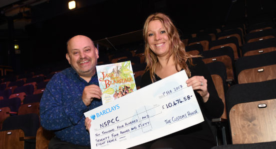 Panto Raises GIANT Funds