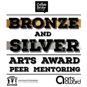Bronze and Silver Arts Award Peer Mentoring