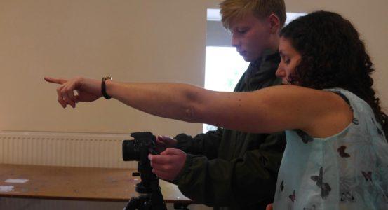 Filmmakers Receive Custom-Made Workshop