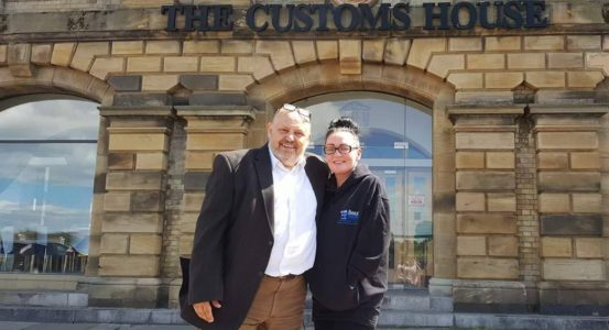 THE CUSTOMS HOUSE UNVEILS ITS CHOSEN CHARITY FOR THIS YEAR'S PANTO SEASON