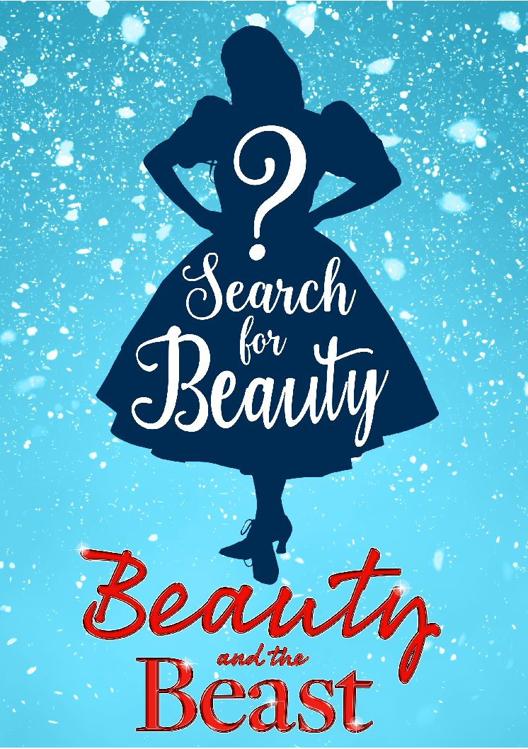 We're Searching For Beauty…It Could Be You?