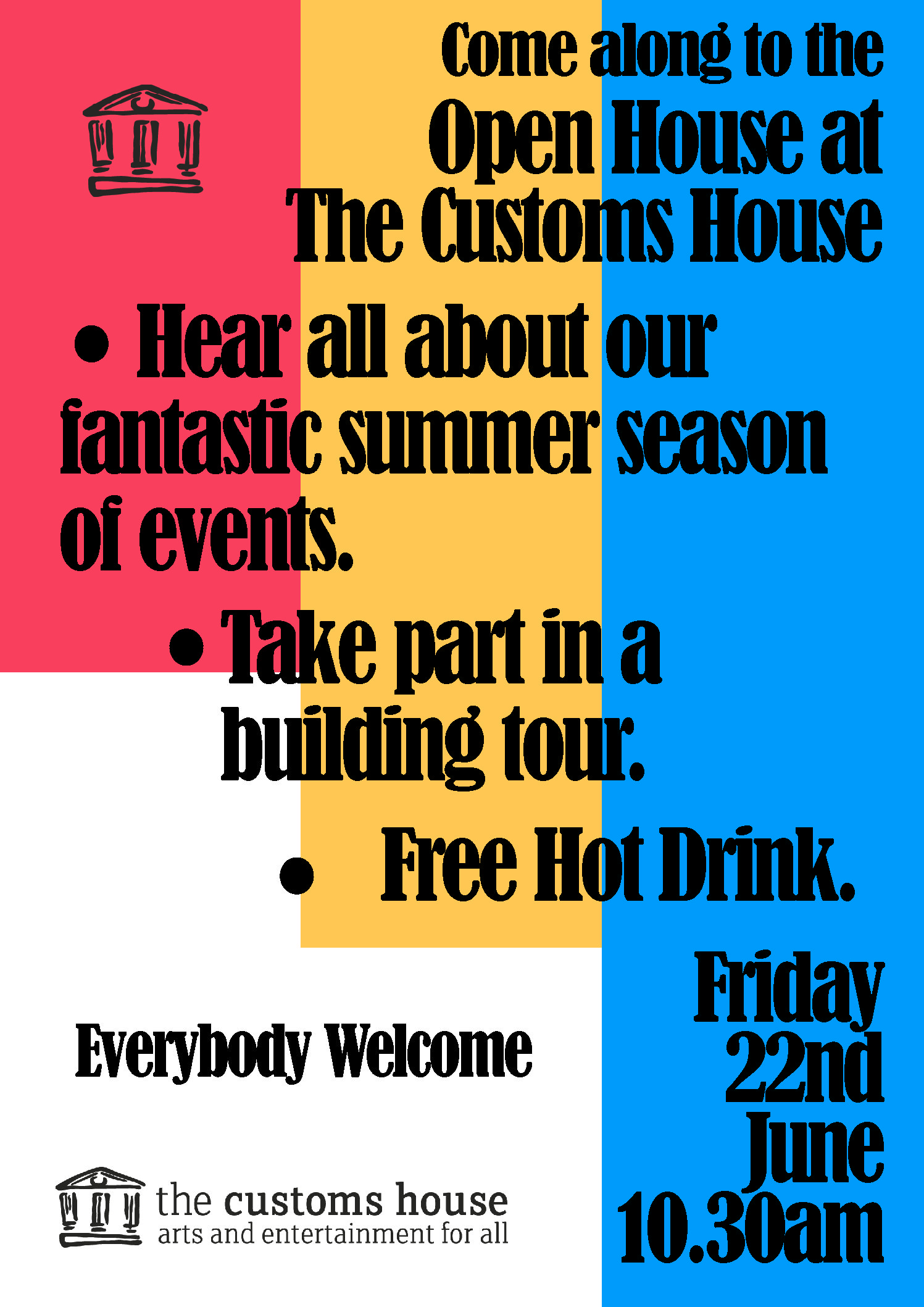 Come Along To Our Open House Event This Friday (22nd June)
