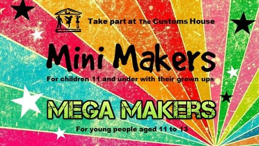 Kids Enjoy a Creative Summer Holiday with Mini and Mega Makers