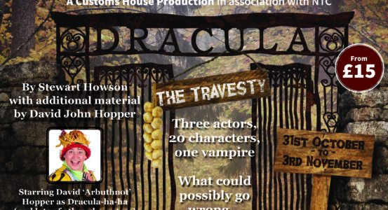 Casting Call – Dracula The Travesty