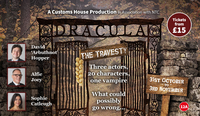Dracula: The Travesty Image