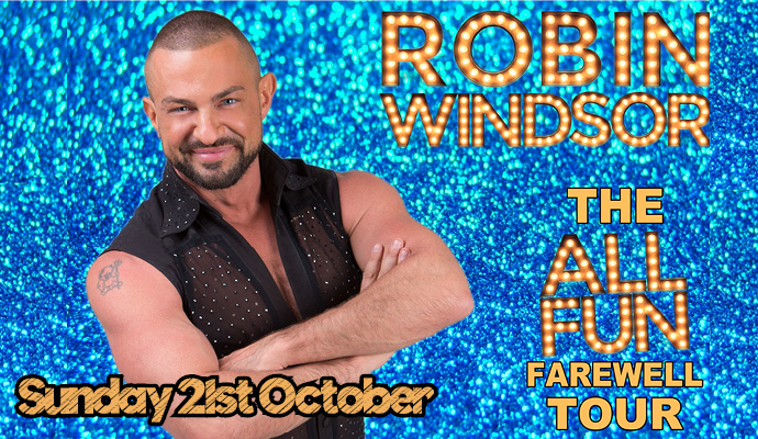 Strictly Come Dancing's Robin Windsor Image