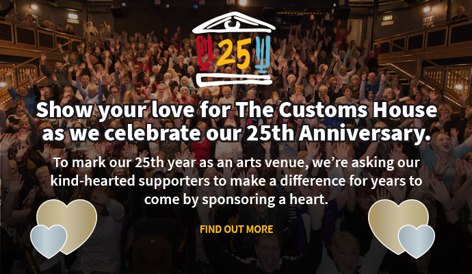 Help Us Celebrate Our 25th Anniversary Image