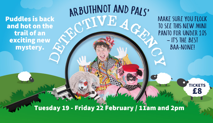 Arbuthnot and Pals Detective Agency Image