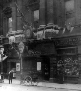 King Street Theatre Royal (Ref STH0000509) Black and white photograph 1897. Available at www.southtynesidehistory.co.uk/archive/architecture/cinemas-and-theatres/621011-king-street-theatre-royal [Accessed on 18.8.2018]