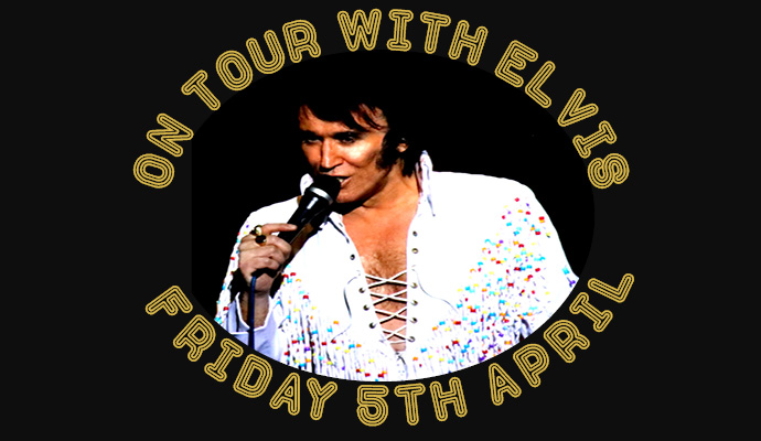 On Tour with Elvis Image