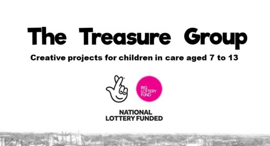 Creative project for Looked After Children in South Tyneside