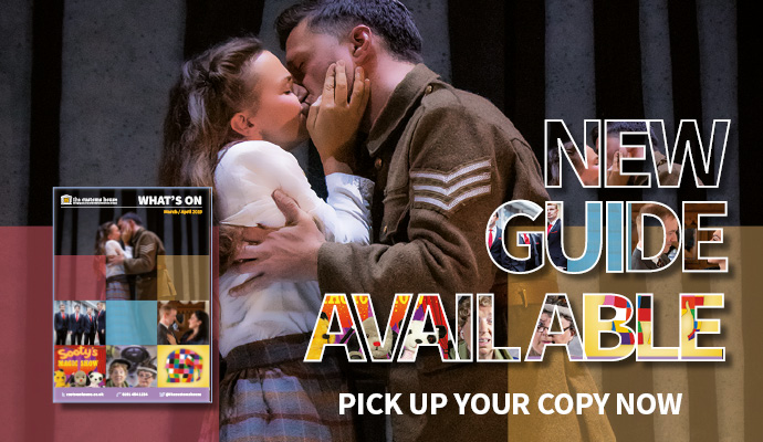 Pick up a copy at our box office Image