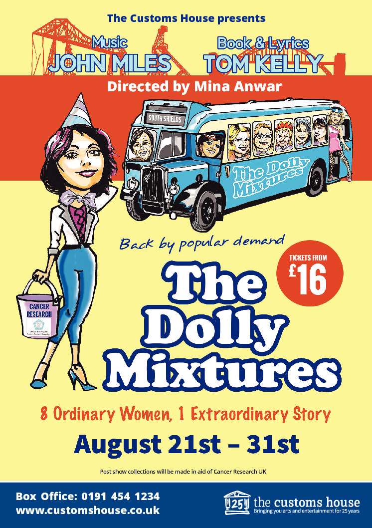 Casting Call – The Dolly Mixtures