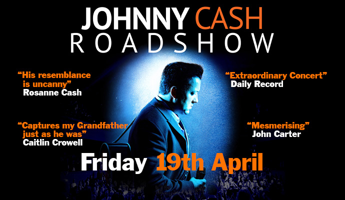 Johnny Cash Roadshow Image