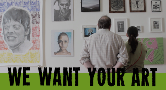 The Takeover Open Exhibition – We Want Your Art!