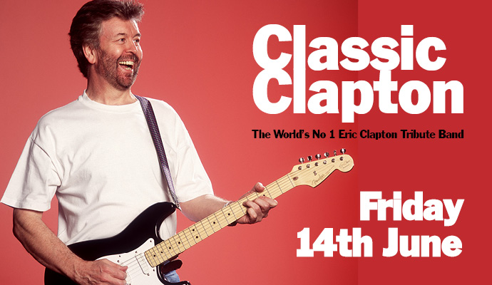 The World's No 1 Eric Clapton Tribute Band  Image