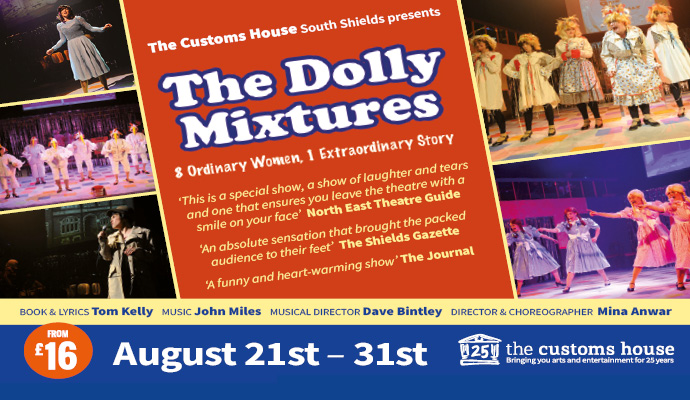 The Dolly Mixtures are back at The Customs House Image