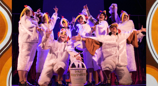 The Dolly Mixtures A Big Hit With Our Audiences