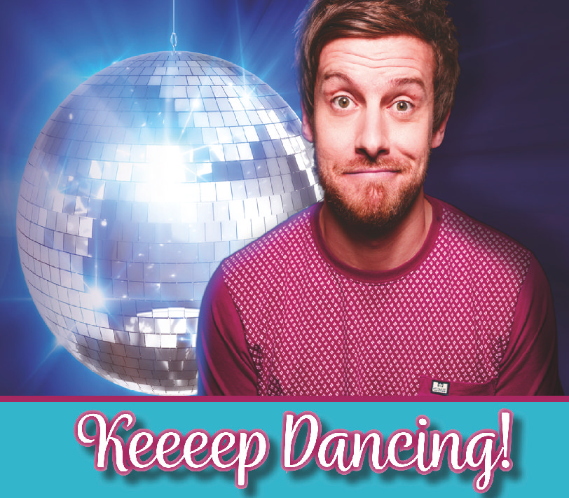 THE CUSTOMS HOUSE BACKS CHRIS RAMSEY TO KEEEEP DANCING…