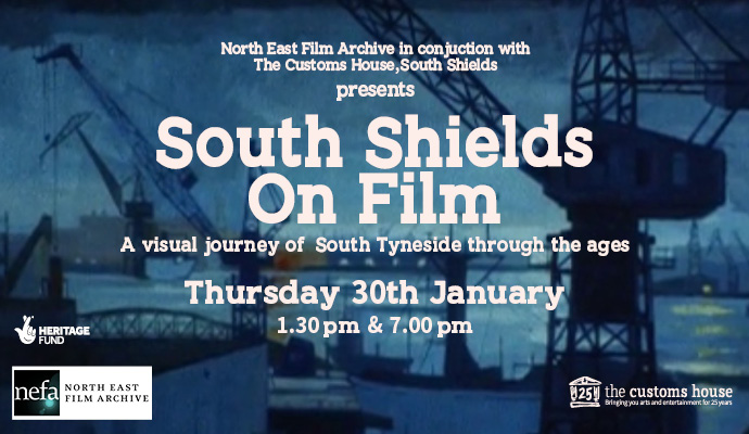 Don't Miss South Shields On Film Image