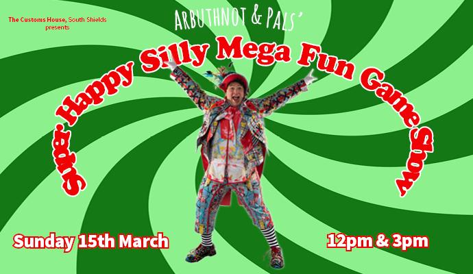 Arbuthnot & Pals' Super Happy Mega Fun Game Show Image