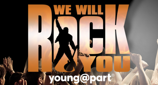 Don't Stop Us Now…Our Summer School is We Will Rock You