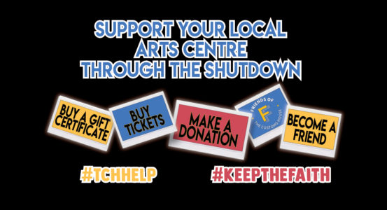 Can You Help Support The Customs House Through The Shutdown?