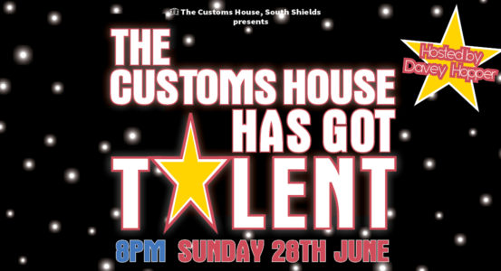 The Customs House Has Got Talent