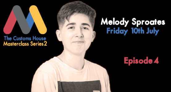 Masterclass Series 2 Episode 4 with Melody Sproates