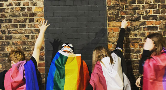 OURS/US/WE Shortlisted in LGBT Awards
