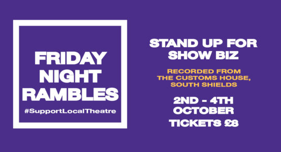 Don't Miss Stand Up For Show Biz