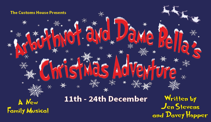 Arbuthnot and Dame Bella's Christmas Adventure Image