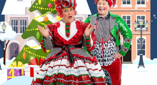 Panto Favourites Dame Bella and Arbuthnot Return in new Christmas Adventure