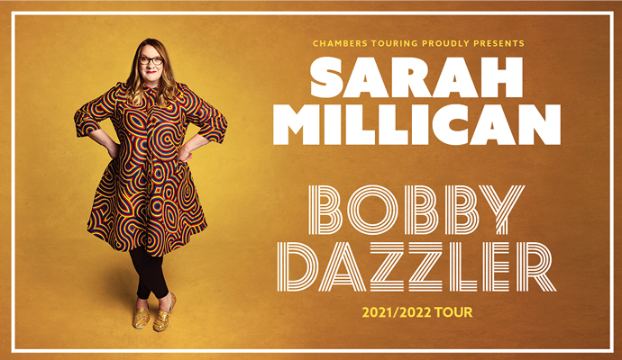 Sarah Millican Live At The Customs House Image