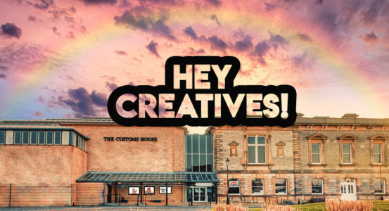 Hey Creatives – We Want To Hear From You