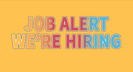 Job Alert – Digital and Visual Artist Wanted
