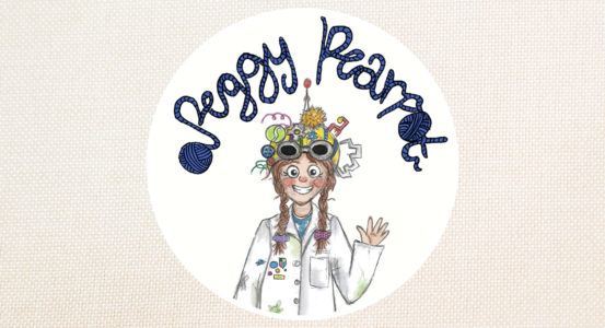 Peggy Pearpot Goes Out Into The World