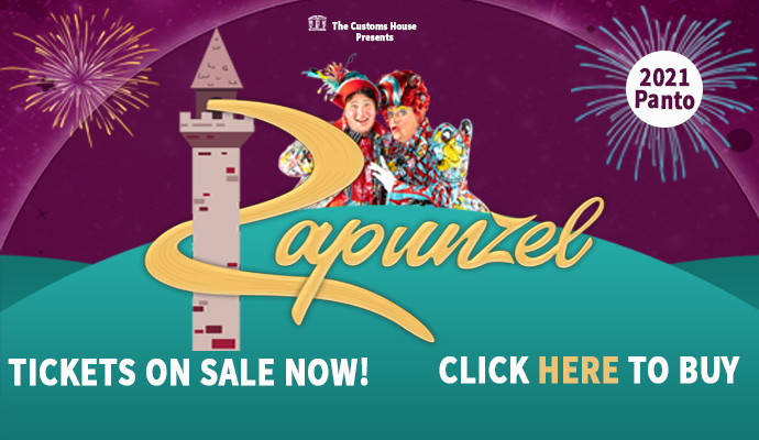 Rapunzel - The Brand New Christmas Panto From The Customs House Image