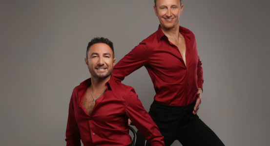 Exclusive Interview With Strictly Stars Ian Waite and Vincent Simone