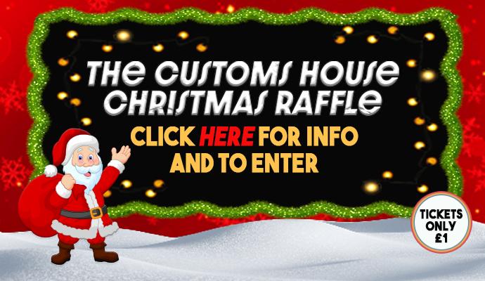 The Customs House Christmas Raffle Image